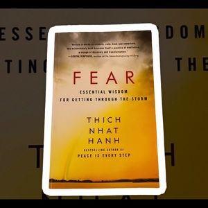 🆕FEAR Thich Nhat Hanh